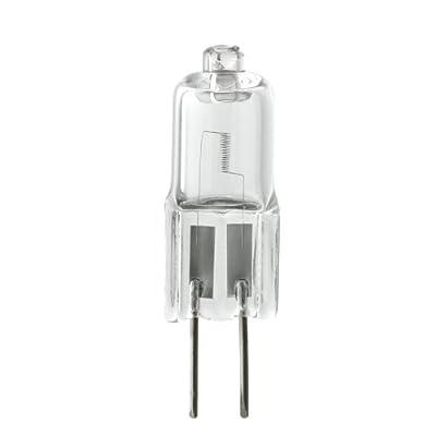 10er Set G4 5 Watt Halogen-Leuchtmittel - 12 Volt Stiftsockel von EU bei Lampenhans.de