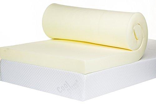 bodymould memory foam mattress topper