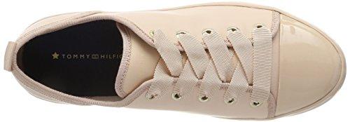 Tommy Hilfiger J1285upiter 3a1, Sneakers Basses Femme Rose (Dusty Rose)