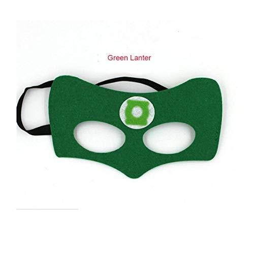 Für Jungen Coole Kostüm Superhelden - YAX Masken Süße Superheld Augenmaske Kinder Jungen Mädchen Cool Dekorieren Heros Halloween Phantasie Party Requisiten Kostüm Maskerade Augenmaske <Br/> C