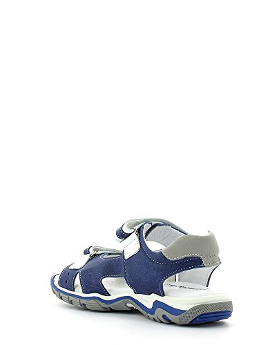 Melania , Sandales pour garçon Bleu - Blu