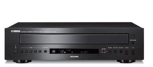 Yamaha CDC 600 CD-Player (Standgerät) schwarz