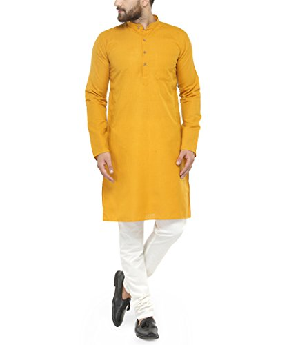 Jompers (Since 2003) Men's Kurta Pyjama Set Available in various colour options.