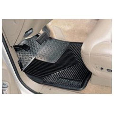 Tappetini anteriori Semi Custom ricambio per Buick Lesabre ~~1989-2004 marrone, Set da 2 sacchetti di Husky