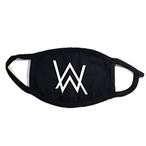 EAGLE_STORE Alan Walker Mask&Baseball Cap Adjustable Black Caps Women Men Sport Outdoor Riding Hats Mask Casquette Snapback Gorras