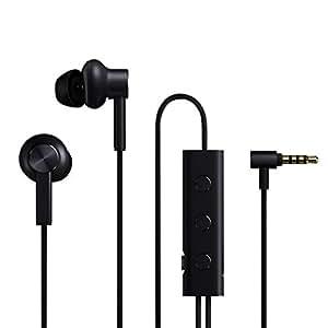 WOSOSYEYO Ecouteurs Intra-Auriculaires Intra-Auriculaires Mi ANC de Xiaomi Active Noise Cancelling (Couleur: Noir)
