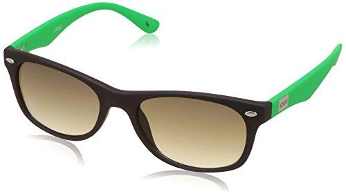 Idee Gradient Wayfarer Women's Sunglasses - (IDS1929C7SG|51|Green Gradient lens) image
