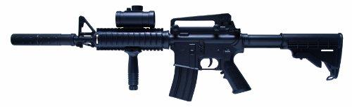 Softair Gewehr Schmeisser AR-15 Kaliber 6 mm AEG-System < 0.5 Joule, 201346 (Paintball-gewehr 2015)