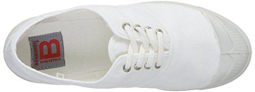 Bensimon Tennis Damen Sneaker Weiß - Blanc (Blanc 101)