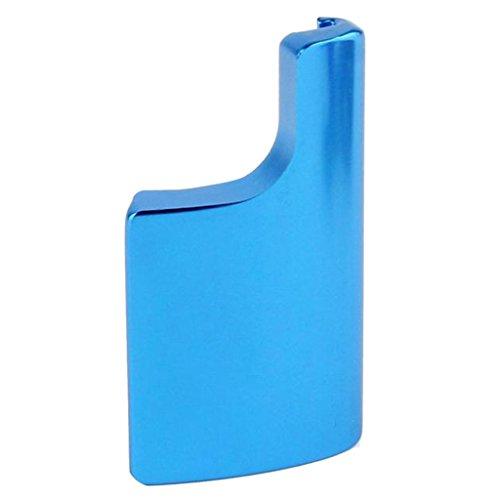 Skitic-CNC-alluminio-sostituzione-posteriore-chiusura-blocco-fibbia-per-GoPro-HD-Hero-3-4-subacquea-impermeabile-Custodia-protettiva-Skeleton