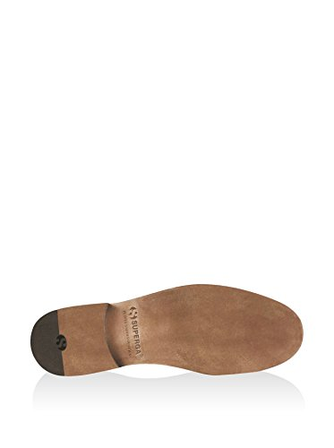 Superga, Sneaker donna Marrone (Brown black)