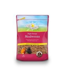 Harrisons, sacchetto da 500g di tarme della farina (Tenebrio molitor), altamente nutrienti