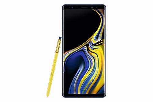 Samsung Galaxy Note 9 (128GB, Dual SIM, Ocean Blue)  - Deutsche Version