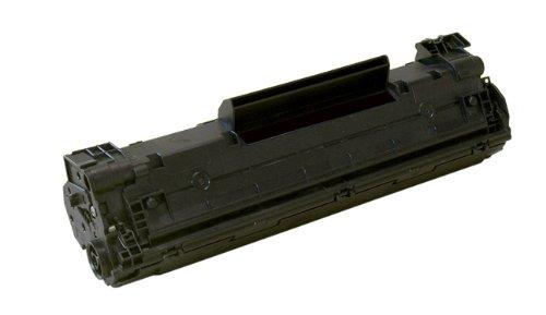 Rebuilt Toner schwarz für LaserJet P 1005/1006/1007/1008/LBP-3018/LBP-3108 ersetzt HP CB435A