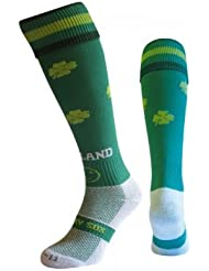 Chaussettes de Rugby Wackysox Classic Irlande