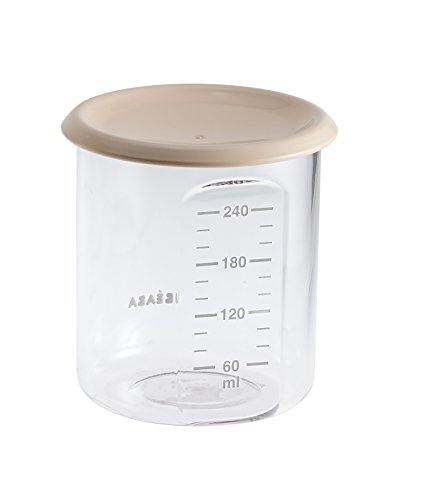 BÉABA Portion Maxi, 240 ml, Nude