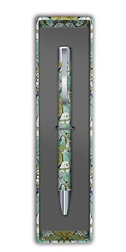 Museums & Galleries Kugelschreiber, Eulen-Design