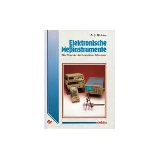 Elektronische Meßinstrumente. Die Theorie des korrekten Messens
