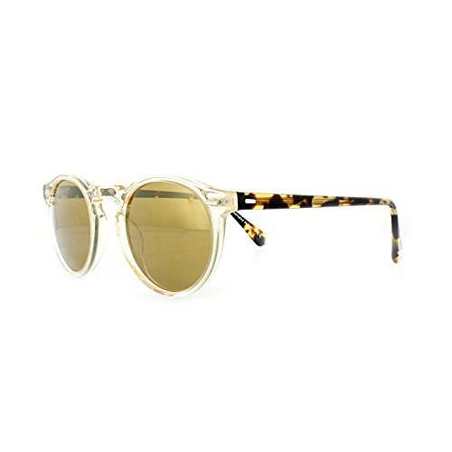 2359da99c8 Oliver Peoples OV5217S 1485W4 Sun Buff Dark Brown Tortoise Gregory Peck Sun