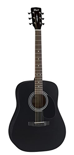 cort ad810bks standard dreadnought guitar, spruce top, mahogany back & sides, black satin Cort AD810BKS Standard Dreadnought Guitar, Spruce Top, Mahogany Back & Sides, Black Satin 31fBFIN3lsL
