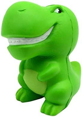 Toyvian Dinosaure pressant Les Jouets à la Hausse (Vert) Lente Jouets en Peluche décompression Jouets (Vert) Hausse 92a6d8
