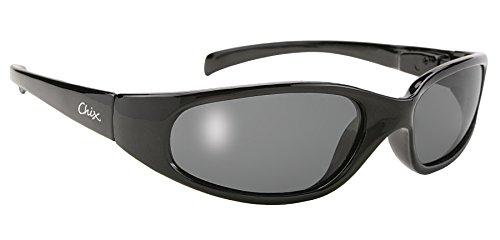 Pacific Coast Sunglasses Wrap Around mit polarisierten Gläsern Damen Sonnenbrille