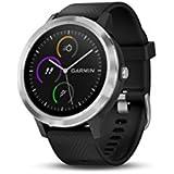 Garmin vivoactive 3 GPS Smartwatch - Black Gunmetal