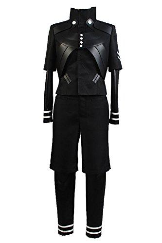 Kaneki Kostüm Ghoul - Tokyo Ghoul √A Ken Kaneki Jumpsuit Battle Uniform Cosplay Kostüm Herren XXXL