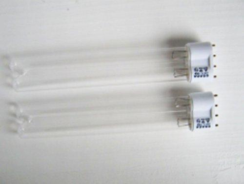 Lot de 2 Lampe UVC 24 W PL