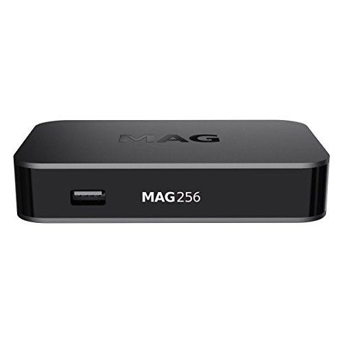 MAG 256 Recepteur IPTV Box H.265 by Informir