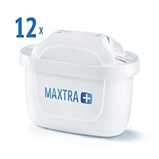 Brita Pack de 12 Cartouches MAXTRA + pour Carafes Filtrantes (B001T9N51M) | Amazon price tracker / tracking, Amazon price history charts, Amazon price watches, Amazon price drop alerts