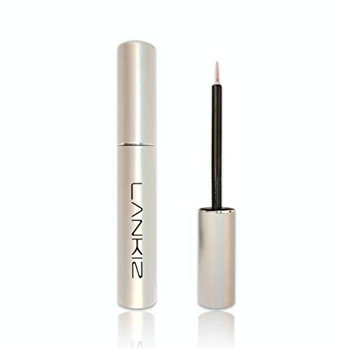 LANKIZ Falsche Wimpernkleber Latexfreier Eyelash Glue - Super Hold Wimpern Kleber Klarer Wasserfester Liftkleber für Falsche Wimpern 5ml