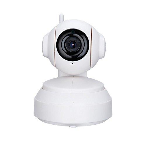 Wireless-Netzwerk-Sicherheit Kamera WIFI, Remote-Überwachungskamera, Netzwerk-Alarm-Anti-Diebstahl-Überwachungskameras, Babyphone, Zwei-Wege-Stimme, High-Definition-Nachtsicht Home Monitoring, Bewegungserkennung, 1080P