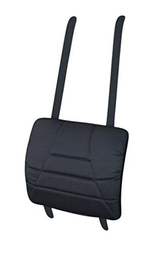 Preisvergleich Produktbild Sitwell Rückenkissen - Die Rückenstütze, Kissen, Autokissen, Rückenpolster, Lendenwirbelkissen, Lendenkissen, universale Befestigung