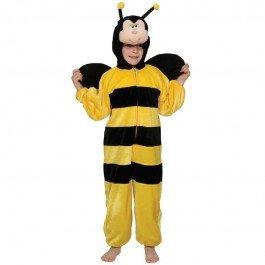 Kinder Verkleidung Fasching Halloween Kostüm Biene Hummel ()