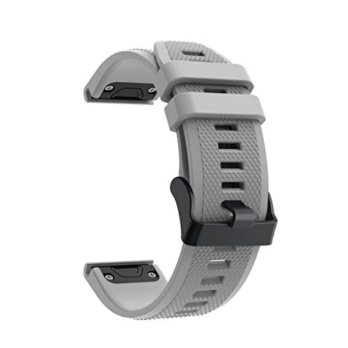 MinusK Kompatibel für Garmin Forerunner 945 Watch Armband, Dual Farbe Weiches TPU Atmungsaktiv Sportarmband für Garmin Garmin 76 Serie