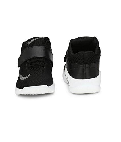 dea65d0f80eb24 Fucasso Men s Smart Fit Black Sports Shoes