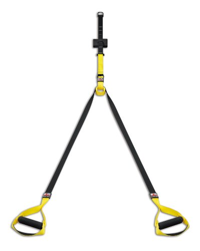 body-coach-sistema-de-entrenamiento-en-suspension-power-sling-16250-con-dvd-color-amarillo