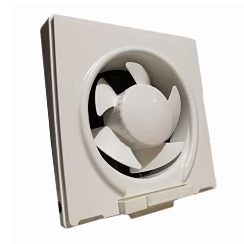 Accesorios de baño Cocina Extractor De Baño 8 Pulgadas De Plástico Impermeable...