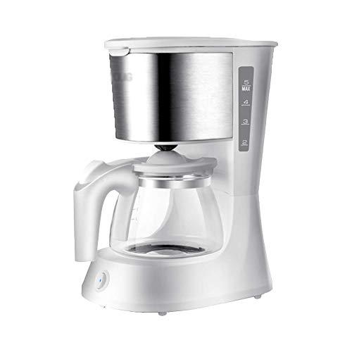 JGSDHIEU Kaffeemaschine Teekanne Glasflasche Kaffeepulver Tropfschutz Filter Isolierte Teekanne Kaffeemaschine
