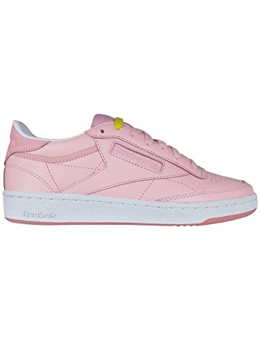Reebok Reebok X Face Stockholm Club C 85 Femme Baskets Mode Rose genius/clarity/wonder