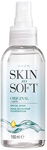 Avon Körper-duft-spray (AVON Skin-So-Soft Soft & Fresh Feuchtigkeits-Pflegespray Original)