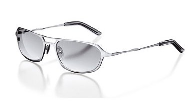 SMITH AGENT Sonnenbrille silver/grey gradient