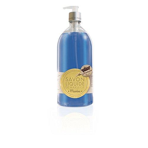 Les Petits Bains de Provence - Savon Liquide Marine 1L Les Petits Bains de Provence