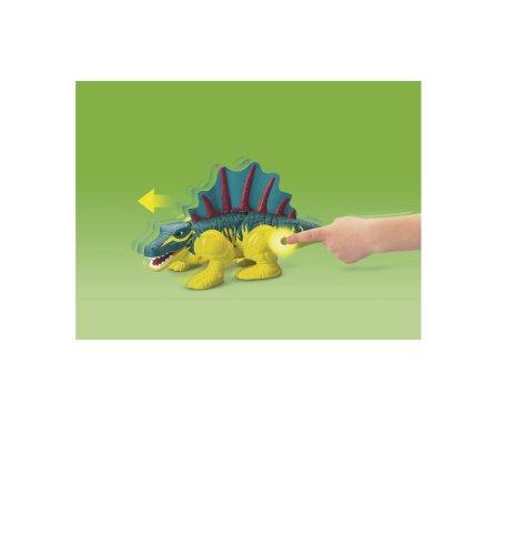 Fisher-Price imaginext dornrand der Dimetrodon (Imaginext Dinosaurier Price Fisher)