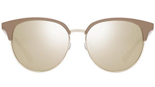 Le Specs Damen Sonnenbrille Deja Vu Matte Shell