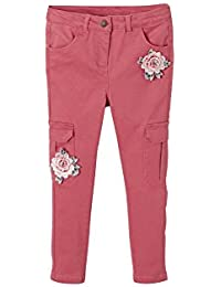 e744126174ee Amazon.fr   Vertbaudet - Pantalons   Fille   Vêtements
