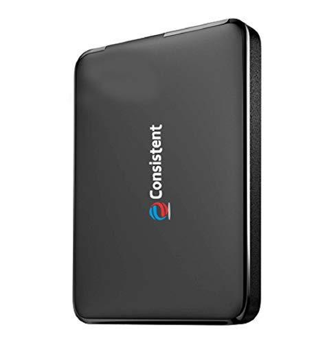CONSISTENT 500 GB Portable USB 3.0 External Hard Disk Drive