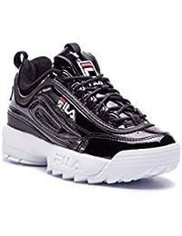 Fila Disruptor Leather S Low CR Damen Sneaker Schuhe Leder