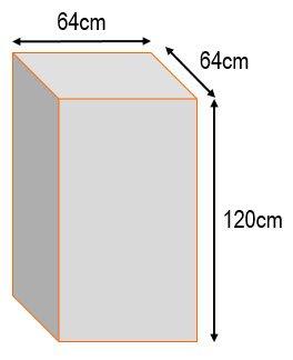 Deluxe Polyester Schutzhülle Abdeckplane für Gartenstuhl, Sessel, wasserdicht und atmungsaktiv, 64x64cm braun von HBCOLLECTION auf Gartenmöbel von Du und Dein Garten
